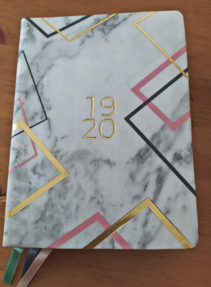 agendas de papel