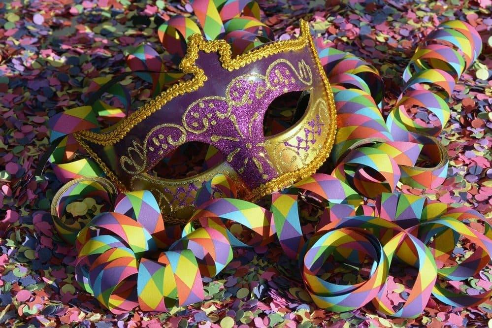una fiesta de carnaval perfecta