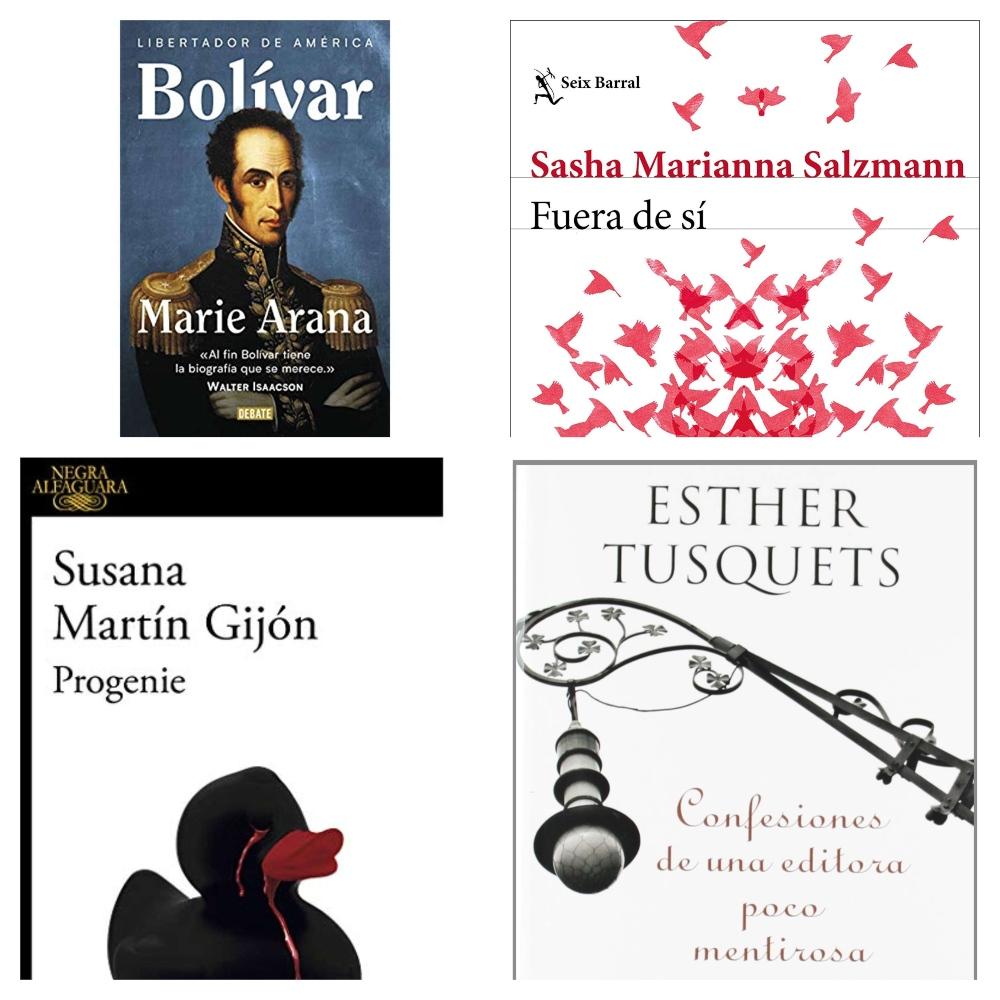 Libros enero