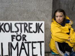 Greta Thunberg es mi nueva heroína